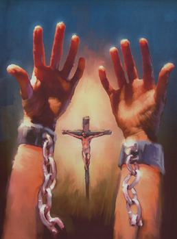 CHRIST the LIBERATOR – Freedom for What?   EVEDYAHU